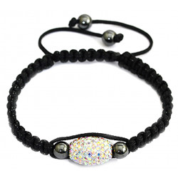 Bling Bling Bracelet with CZ Crystal  Fits Lovely on Any Wrist - Various Colours