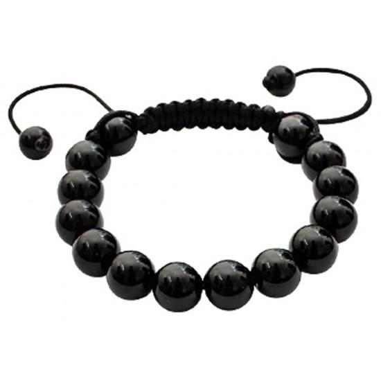 Macrame Beads Bracelet - Fits Lovely on Any Wrist