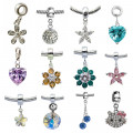 Charms with Crystals