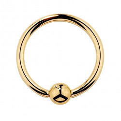 Surgical Steel 316L Ball Closure Ring (BCR) Ring