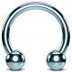 Surgical Steel 316L Circular Barbell (CBB)