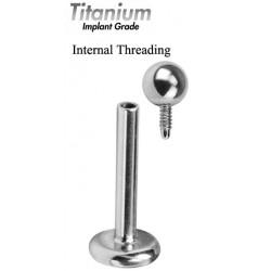 Titanium Implant Grade Internal LABRET